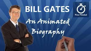 Bill Gates Biography - YouTube