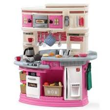 prepare share kitchen set pink toysrus step lifestyle legacy kitchen set pink step