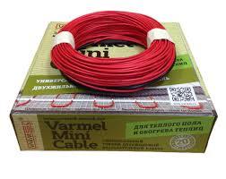 <b>Нагревательный кабель Varmel Mini</b> Cable-15 (165-1680 Вт ...
