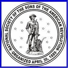 Image result for Sons of the American Revolution