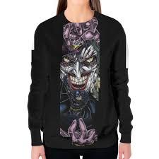 """<b>Свитшот</b> женский с полной запечаткой """"Joker & Batman ..."""