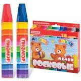 Незаменимые инструменты для детского творчества: <b>восковые</b> ...