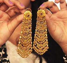 Image result for wedding jhumka pictures