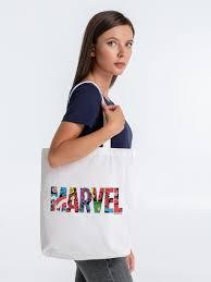 Холщовая <b>сумка</b> Марвел Мстители <b>Marvel Avengers</b> Marvel by ...