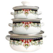 «<b>Набор эмалированной посуды</b> kelli kl-4188» — Посуда и ...