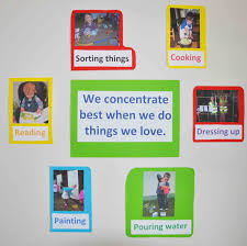 childminding posters childminding best practice concentration poster for childminders