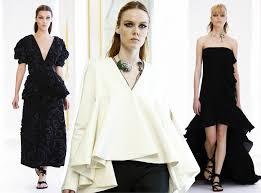 Style Notes: показ осенне-зимней коллекции Dior в Париже ...