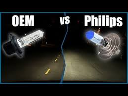 Philips X-Treme & Crystal Vision Ultra Replacement Halogen ...