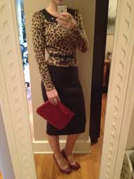 what i wore office weekend and holiday party little miss  sweater macy s belt forever21 skirt thrifted shoes aldo clutch holiday party look
