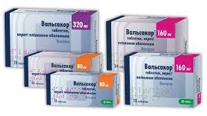 <b>ВАЛЬСАКОР</b> таблетки — инструкция, цена в аптеках, аналоги ...