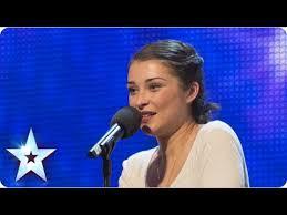 Alice Fredenham singing 'My Funny <b>Valentine</b>' - Week 1 Auditions