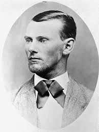 The Missouri-born bandit Jesse James and his older brother Frank took up the Southern cause during the Civil War by joining a Confederate guerrilla. - jesse_james