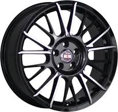 Wheel disc <b>ALCASTA M33 5.5x14/4x98 D58.6</b> ET35 Black - buy at ...