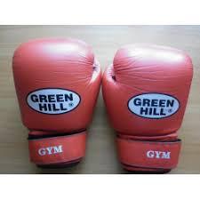 Отзывы о <b>Перчатки боксерские Green Hill</b>