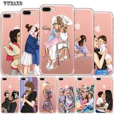 For Funda Oneplus 6t 6 5 5t <b>Fashion Super Mom</b> Sexy Girl <b>Baby</b> ...