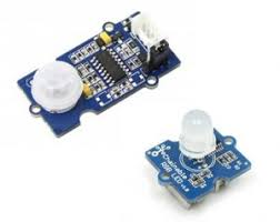 <b>PIR Motion Sensor</b> with Chainable <b>LED</b>
