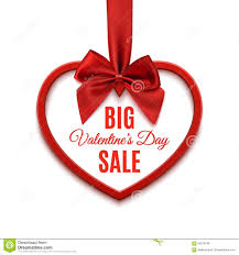 big valentines day poster template stock vector image big valentines day poster template
