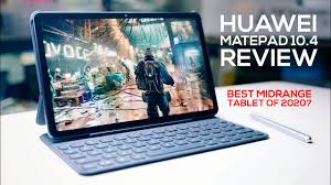 <b>HUAWEI MatePad 10.4</b> Full Review (Gaming Test & More) - YouTube