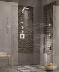 ideas shower systems pinterest: spa shower systems danzear custom spa shower system