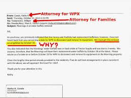 ny friends of clean air and water wpx vs franklin forks photo image 1 urgent attorney emails wpx urgently needs the equipment back but why are there other homes contaminated water