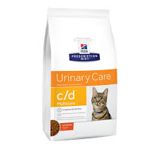 <b>Hill's Prescription Diet</b> c/d <b>Multicare</b> Urinary Care with Chicken Dry ...