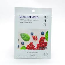 Maeily Mixed Berries Essence Sheet Mask <b>Тканевая маска</b> ...