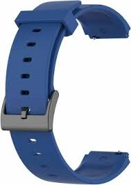 CellFAther 18mm <b>Silicone</b> Watch <b>Straps</b> Smart Watch <b>Strap</b> Price in ...