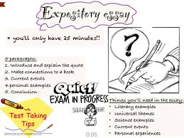 list of 96 expository essay topics