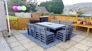 diy pallet patio furniture. spectacular pallet patio furniture ideas how to organize a with pallets diy