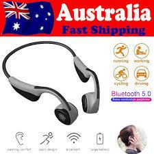 <b>V9</b> Bluetooth Touch <b>Bone</b> Conduction Earphone Sports <b>Waterproof</b> ...