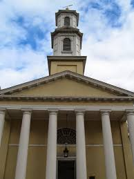 washington speaks bagpipes and organ concert at st john s st john s episcopal church lafayette square washington d c photo by patricia leslie