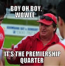 Bunbury football fans meme business | Bunbury Mail via Relatably.com