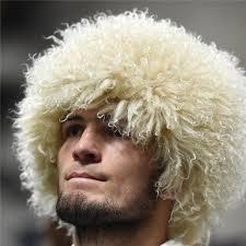 <b>Bravalucia 2018 Fashion Style</b> Real Lamb Fur Men Hats UFC for ...