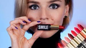 ЭТО ЛУЧШИЕ ПОМАДЫ!  <b>LOREAL PARIS</b> SMILE НА ГУБАХ ...