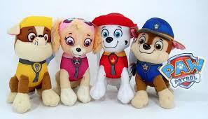 "New 1 Pcs 8 "" <b>Paw Patrol</b> Plush Stuffed Animal Toy Marshall ..."