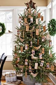 Small Picture 60 Best Christmas Tree Decorating Ideas How to Decorate a