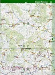<b>Карта</b> Павловского района <b>Ульяновской области</b>. Подробная ...