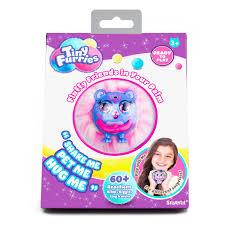 <b>Игрушка интерактивная Tiny Furries</b> Ginger (1002224806) купить ...