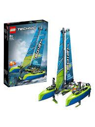 <b>Конструктор LEGO Technic</b> 42105 <b>Катамаран</b> LEGO 10726331 ...