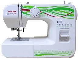 <b>Швейная машинка Janome Sew</b> Line 200 - купить во ...