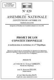 Dissertation revision constitutionnelle        durdgereport   web     Home   FC