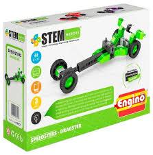 Купить Конструктор <b>ENGINO STEM</b> Heroes SH32 Скоростные ...