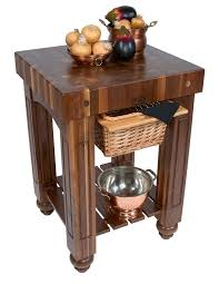 boos cucina veneto kitchen cart john boos all walnut gathering block