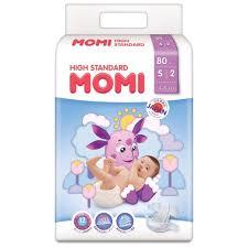 Стоит ли покупать <b>Momi подгузники High Standard</b> S (4-8кг) 80 шт ...