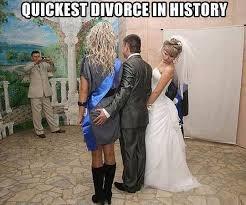 Funny Memes - Speedy divorce - Funny Memes via Relatably.com