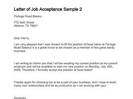 letter of job acceptanceletter of job acceptance sample   ‹ ›