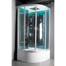 <b>Душевая кабина Nautico</b>-9817 100х100 (матовое стекло, высокий ...