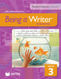 being a writer curriculum to build a community of writers  its not about the  paragraph essay or whatever its about students realizing what they have to say its about kids really realizing that they are