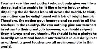 teachers day essay speech in hindi english   events   nigeriathis th sept essay speech will very useful t prepare fro the essay writing competition organise on the special occasion of teachers day