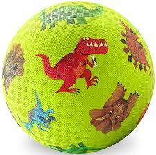 Мяч Динозавры 13 см <b>Crocodile</b> Creek — купить в Москве в ...